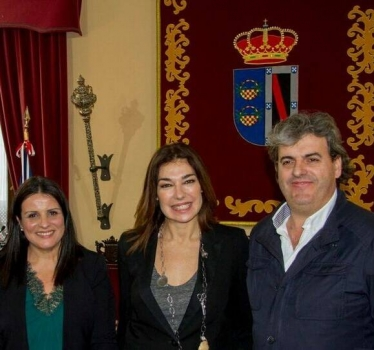 EL AYUNTAMIENTO DE ALMONTE Y DOBLE ERRE ORGANIZAN III 'D'FLAMENCA. PASARELA DOÑANA'