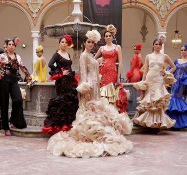 Curso de Moda Flamenca