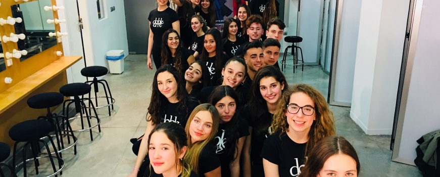 Nueva promoción de alumnos: Marzo 2018