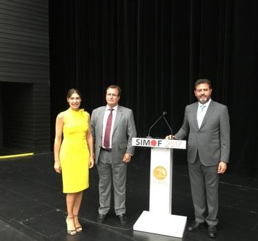 SIMOF 2017 CAMBIA DE FORMATO Y SE REDISEÑA EN EL NUEVO AUDITORIO FIBES