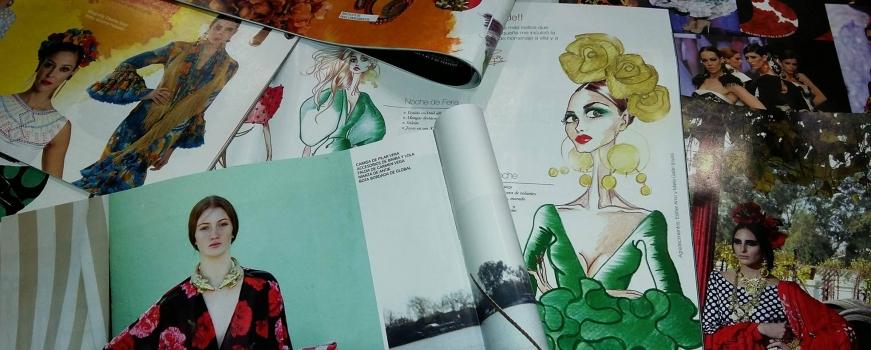 Muy pronto el nº 6 de 'Surrealista Moda Flamenca'